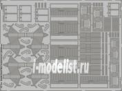 72554 Eduard 1/72 Фототравление для Sunderland Mk.I maintenance platforms
