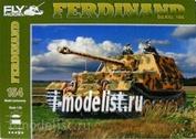 FL2154 FLY Model 1/25 Ferdinand