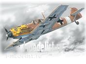 72133 ICM 1/72 Bf 109E-7/Trop