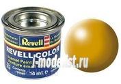 32310 Revell Краска желтая Люфтганза RAL 1028 шелково-матовая