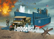 03000 Revell 1/35 D-Day Set (LCM3 & 4x4 Off-Road Vehicle)