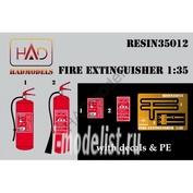 135012 HADmodels 1/35 Fire extinguiser