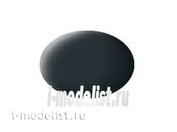 36109 Revell Аква- краска антрацит, матовая