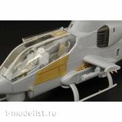 BRL72081 Brengun 1/72 Фототравление для AH-1G Cobra