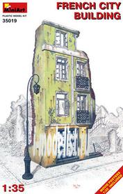 35019 MiniArt 1/35 Французское городское здание