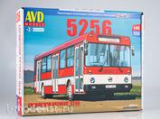 4026AVD AVD Models 1/43 Ликинский автобус 5256