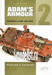 002 WILDER Книга на английском языке ADAM'S ARMOUR 2 (часть вторая)