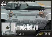 F72006 New Penguin 1/72 headlight Set for Soviet/Russian BTT