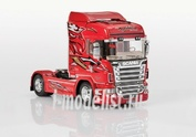 3882 Italeri 1/24 Scania R560 V8 Highline''Red Griffin''