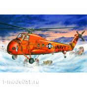 02886 Я-Моделист Клей жидкий плюс подарок Trumpeter 1/48 Вертолёт UH-34D Seahorse