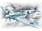 48062 ICM 1/48 Spitfire Mk.VII, ВВС Великобритании