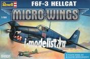 04931 Revell 1/144 F6F-3 Hellcat