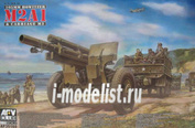 AF35160 AFVClub 1/35 105mm Howitzer M2A1 Carriage M2(WW Ii Version)