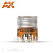 RC506 AK Interactive Clear Orange 10ml