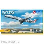 BPK14409 BPK 1/144 Самолет Bombardier CRJ-900