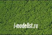 1601 Heki Материалы для диорам Травяной покров, мелкий ворс ярко-зеленый 28x14 см