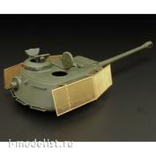 HLU35061 Hauler 1/35 Защитная броня для JS-2