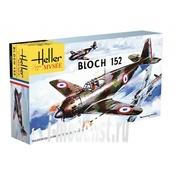 80211 Heller 1/72 Cамолёт Bloch 152