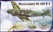 72010 Avis 1/72 Bf-109 D-1