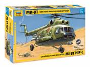 7230 Звезда 1/72 Советский многоцелевой вертолёт Ми-8Т