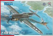 SH72374 Special Hobby 1/72 P-40N Warhawk