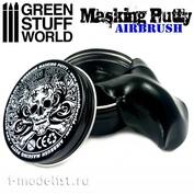 1908 Green Stuff World Маскирующая шпаклёвка 60 г / Airbrush Masking Putty