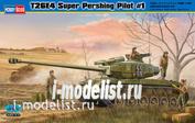 82426 HobbyBoss 1/35 T26E4 Super Pershing Pilot #1