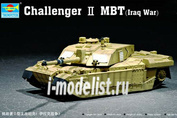 07215 Trumpeter 1/72 Challenger II MBT(IRAQ War)