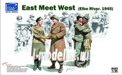 RV35014 Riich Models 1/35 East Meet West (Elbe River 1945) (Встреча на Эльбе, 1945 год)