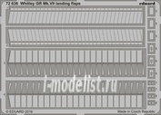 72636 Eduard 1/72 Фототравление для Whitley GR Mk. VII закрылки