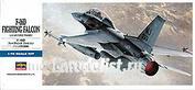 00445 Hasegawa 1/72 F-16D Fighting Falcon