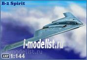 144-002 AMP 1/144 SCALES b-2 Spirit