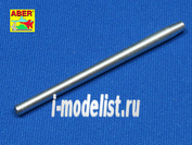 35 L-49 Aber 1/35 Soviet ZiS-5/F-34 tank barrel for KV-1