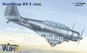 72046 Valom 1/72 Самолет Northrop BT-1 (1942)