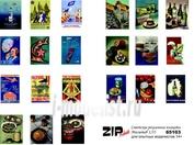 65103 ZIPmaket 1/35 Советские рекламные плакаты