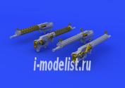 648177 Eduard 1/48 Дополнение к модели SSW D.III guns
