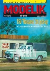 MD6/08 Modelik 1/25 FSO 201