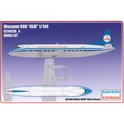 144139-4 Orient Express 1/144 Viscount 800 KLM Aircraft