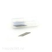 4819 JAS Набор лезвий к ножу,  0,4 х 4,1 х 24 мм, 6 шт./уп.