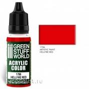 1786 Green Stuff World Акриловая краска цвет