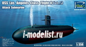 RN28006 Riich 1/350 USS Los Angeles Class Flight II (VLS) Attack submarine