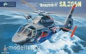KH80107 KittyHawk 1/48 Вертолет SA.365N Dauphin II