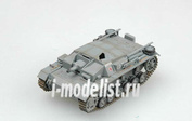 36140 Easy model 1/72 Собранная и покрашенная модель   САУ  StuG III Ausf.C/D, Россия, зима 1942г.