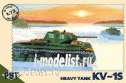 72025 Pst 1/72 Танк Кв-1с