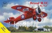 72037 Avis 1/72 Самолет Bristol M. 1C Red Devil