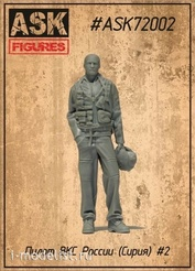 ASK72002 All Scale Kits (ASK) 1/72 Russian air force Pilot (Syria) # 2