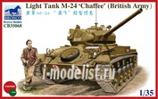 CB35068 Bronco 1/35 M­24 'Chaffee'(British Version)