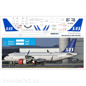 320-50 PasDecals 1/144 Decal for 320 NEO SAS New