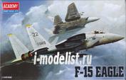 12609 Academy 1/144 Самолет F-15С