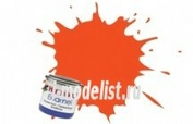 6030 Humbrol Прозрачный оранжевый №1322